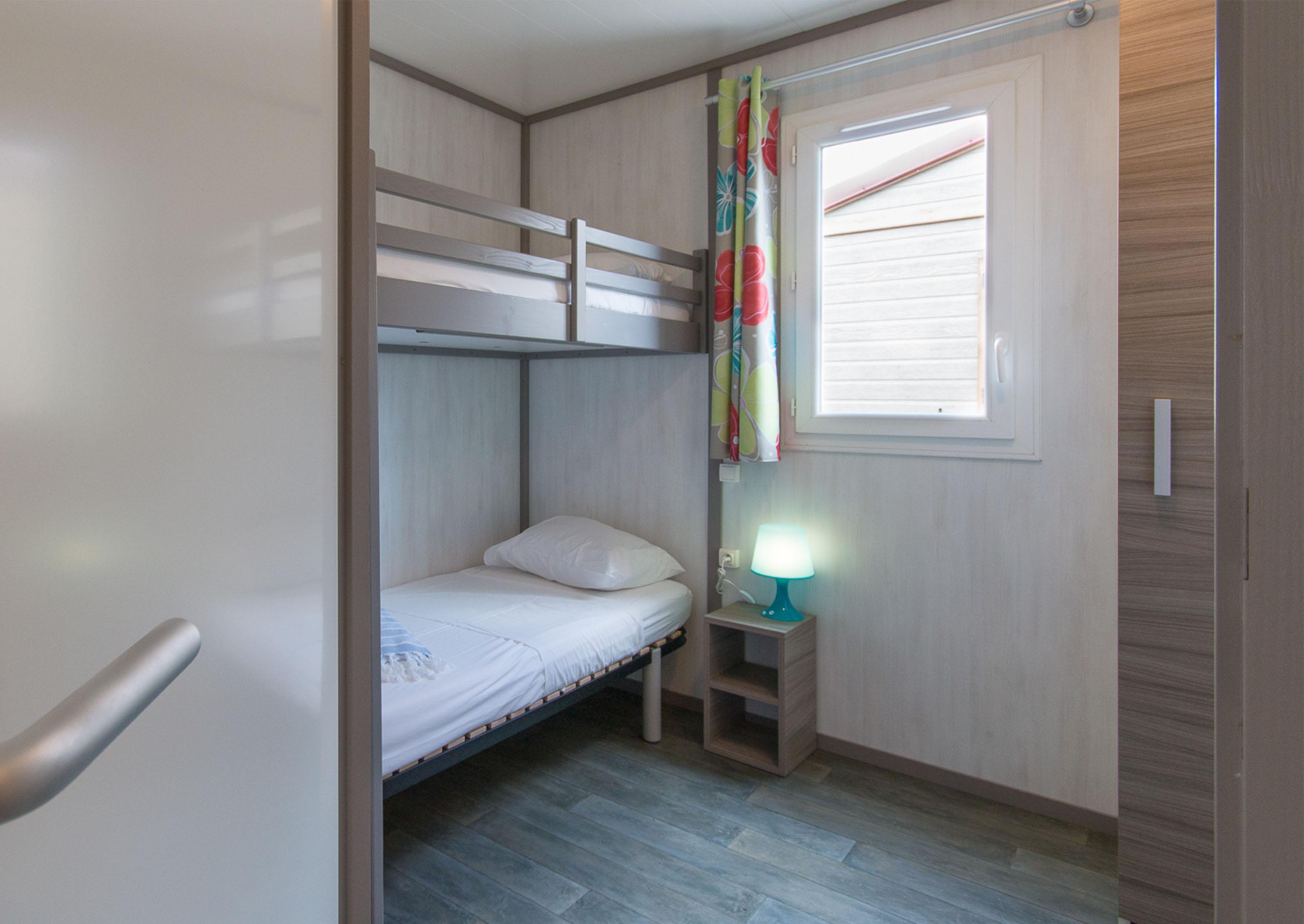 bungalow tout confort du village de la pointe