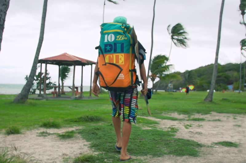 kitecamp-martinique-kitesurf-kiter-plage-spot-pointe-faula-materiel