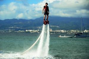 flyboard amateurs sensations fortes